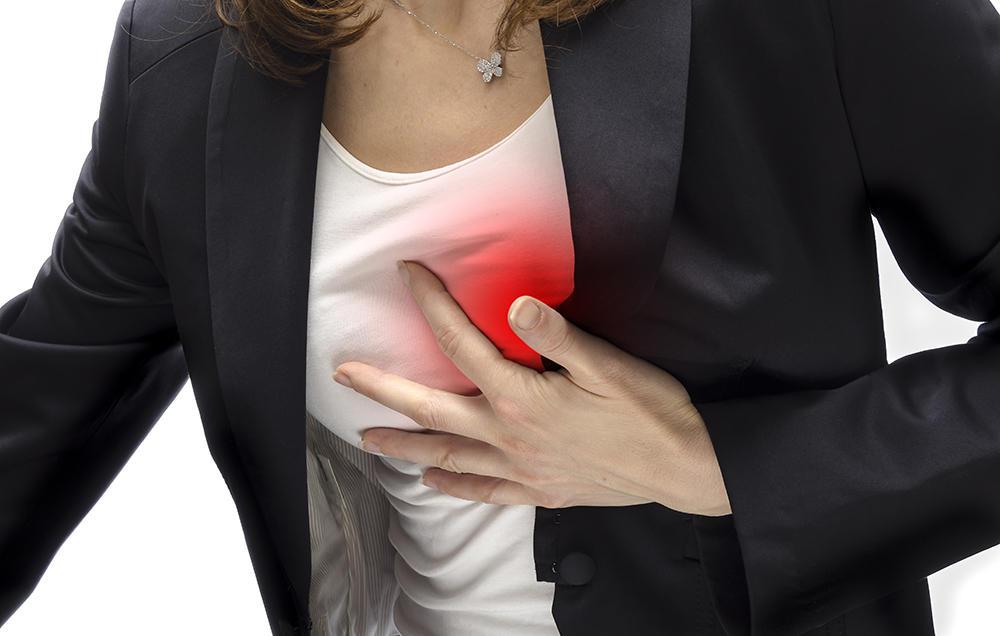 علائم هشدار دهنده حمله قلبی
