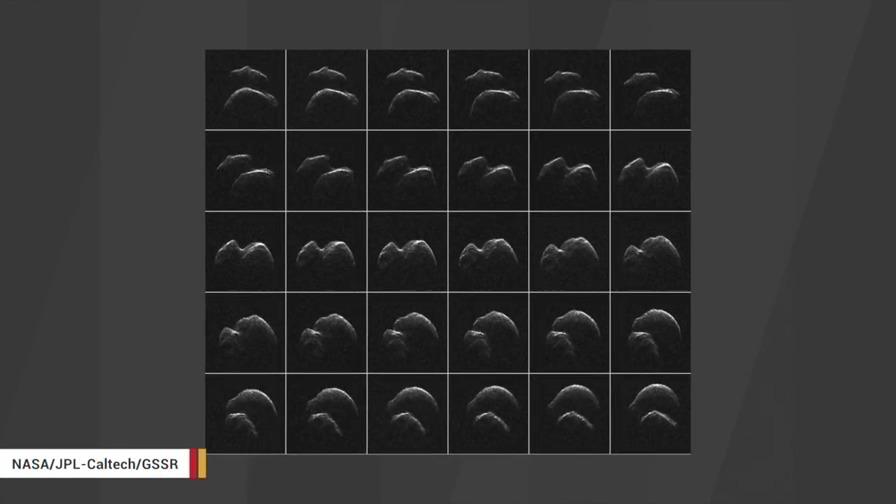 سیارک جدید با احتمال برخورد به زمین