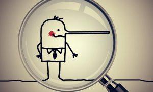 دروغ و شناسایی افراد دروغگو