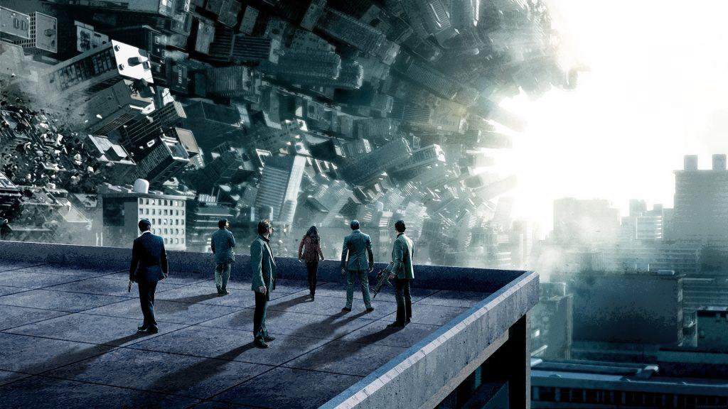 فیلم Inception اثری از کریستوفر نولان به سال 2010