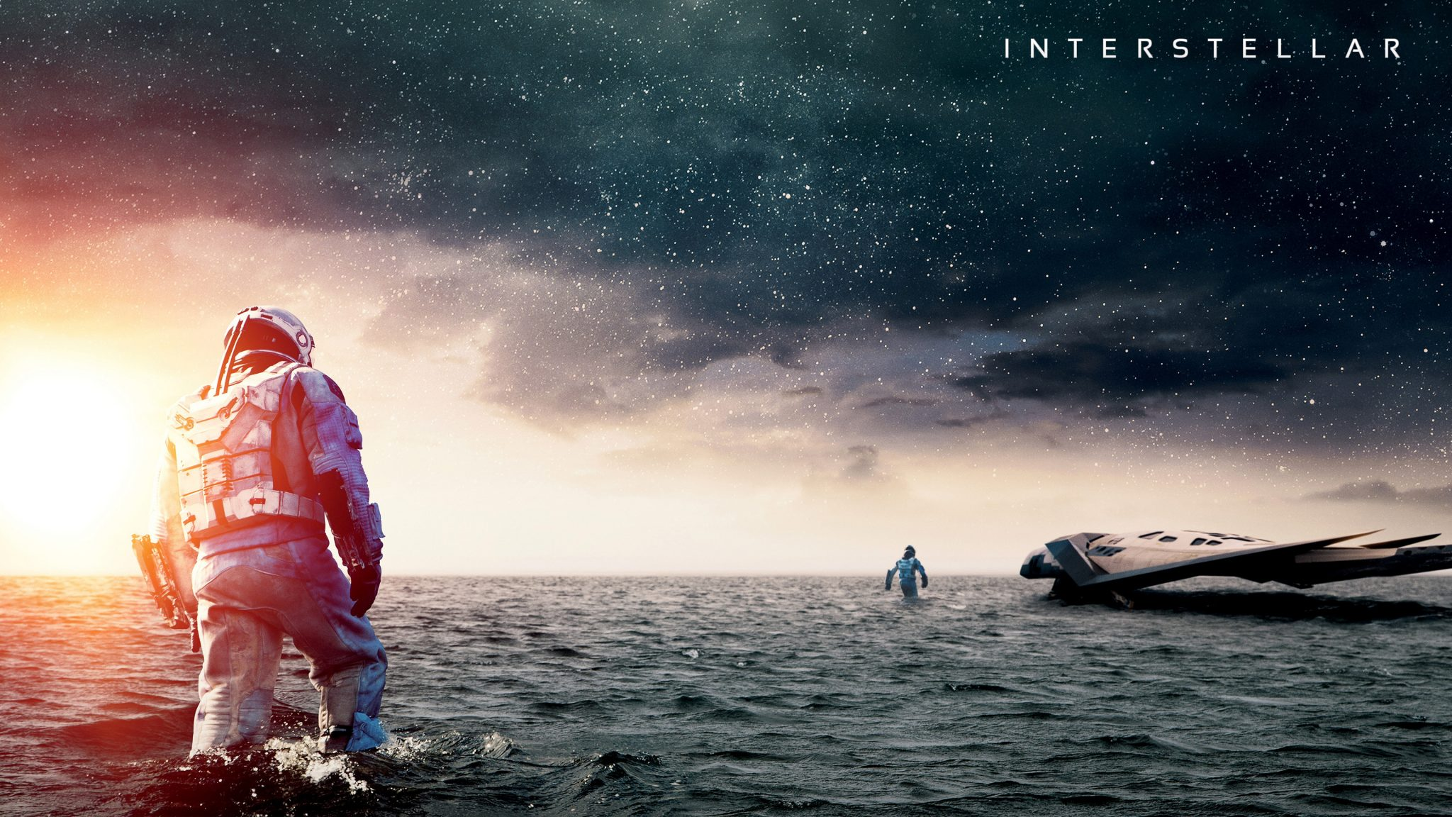میان ستارهای Interstellar (ساخته 2014)