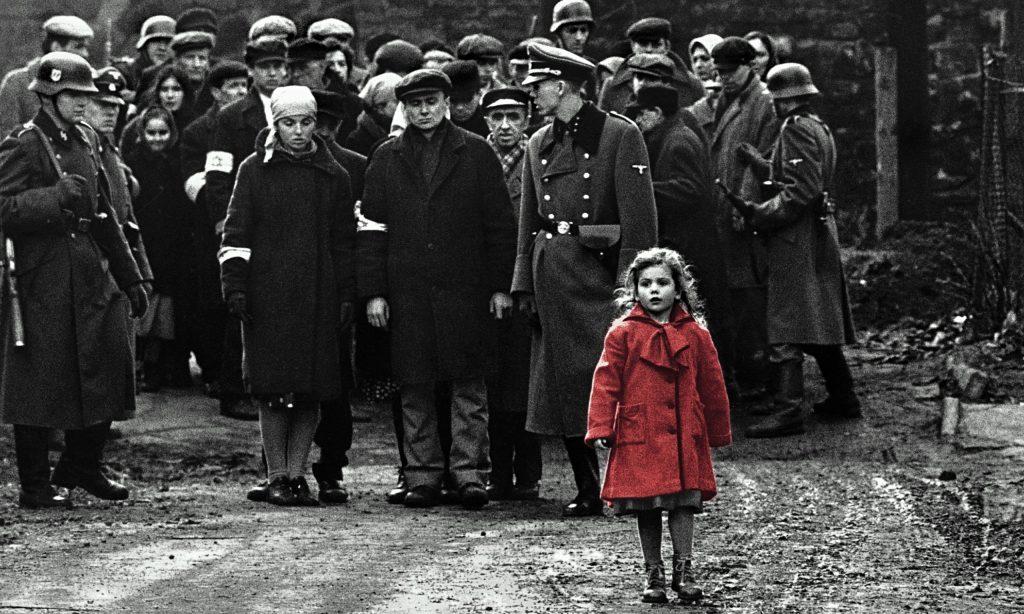 فهرست شیندلر Schindler's List از آثار ماندگار استیون اسپیلبرگ