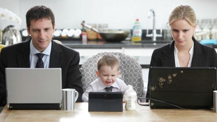 راهنمای والدین شاغل