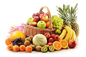 میوه هایی که پوست را روشن می کنند