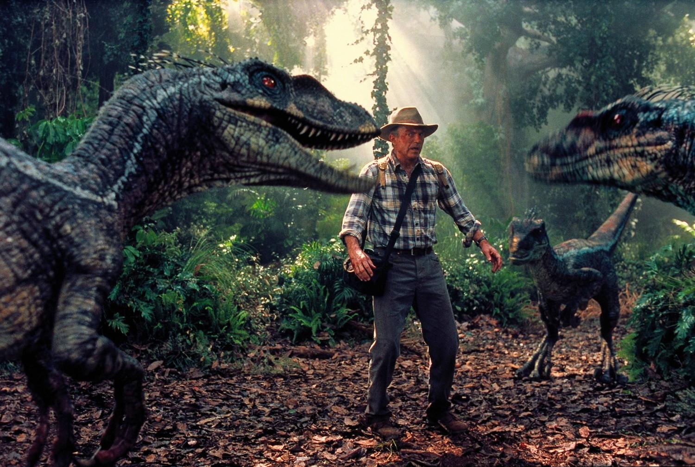 پارک ژوراسیک Jurassic Park