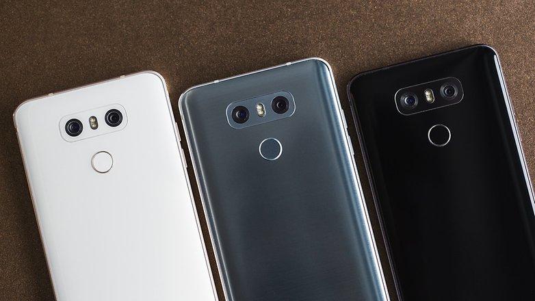 LG G6 Plus و LG G6 Pro