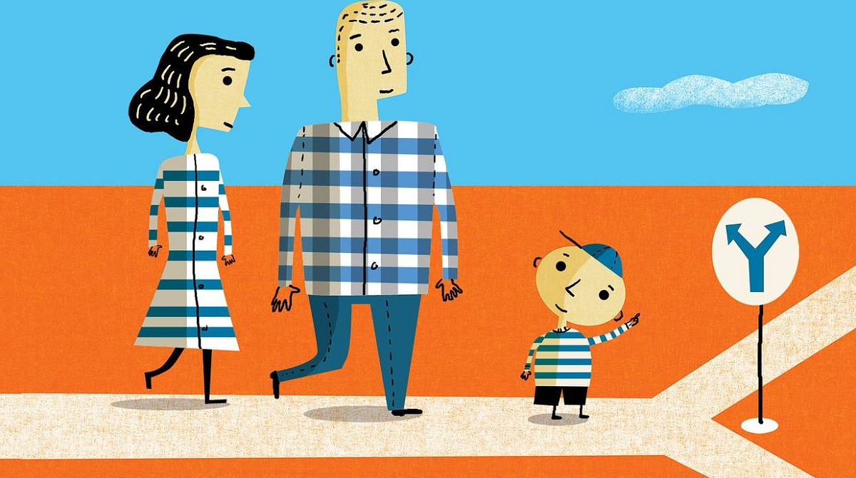 تاثیر والدین بر شخصیت و آینده کودک غیر قابل انکار است