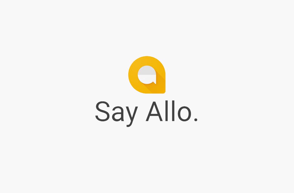 مکالمه صوتی Allo