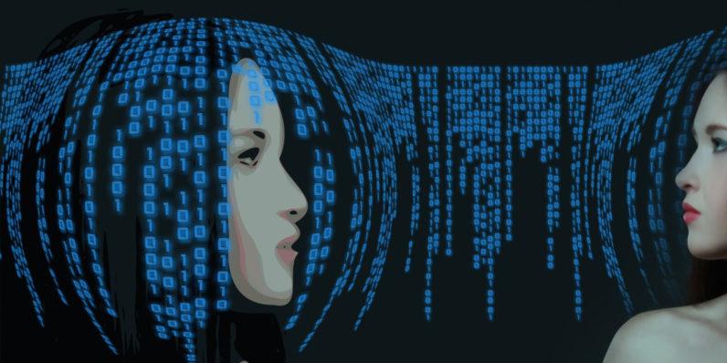 زبان هوش مصنوعی ربات