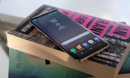 مشکلات Galaxy S8