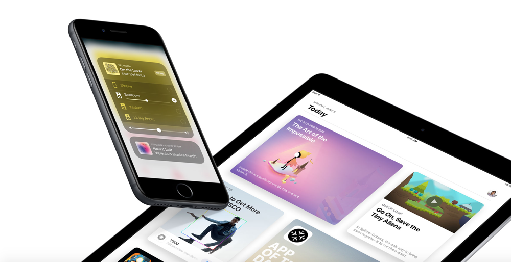 امکانات iOS 11