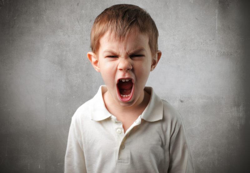 تاثیر رفتار والدین بر کودکان