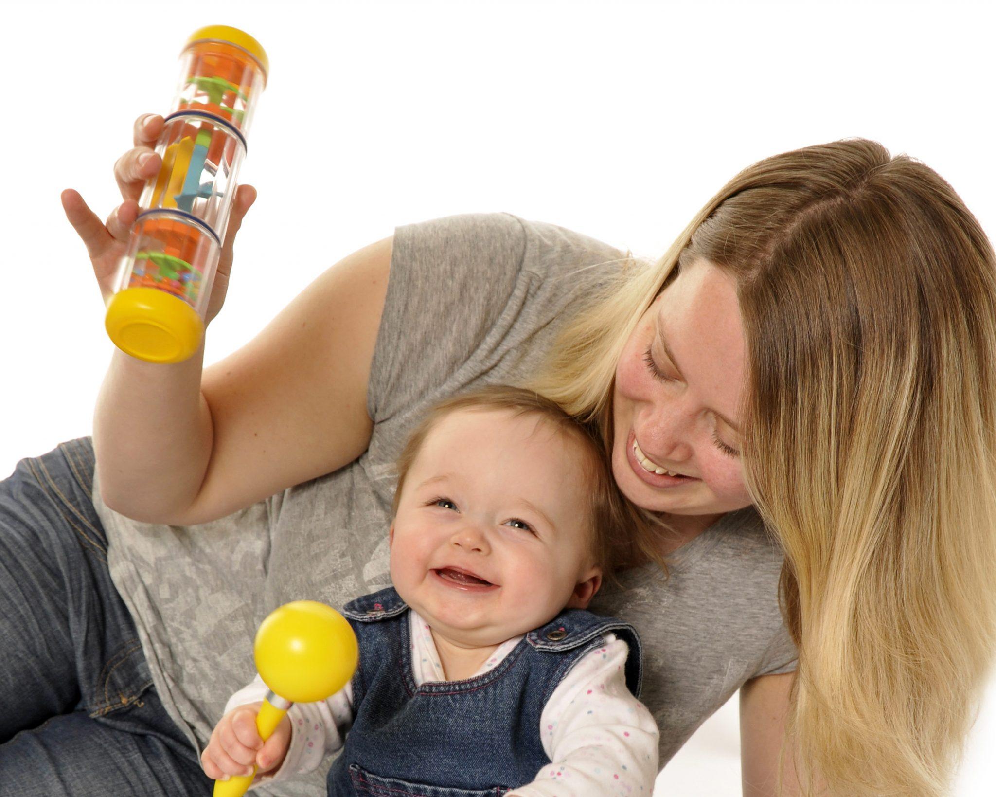 حرکت نتها در مغز کودک باعث آزاد شدن اکسیتوسین یا همان هورمون اتصال شود