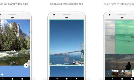 Google Motion Stills