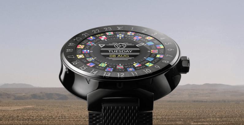 ساعت لاکچری Louis Vuitton