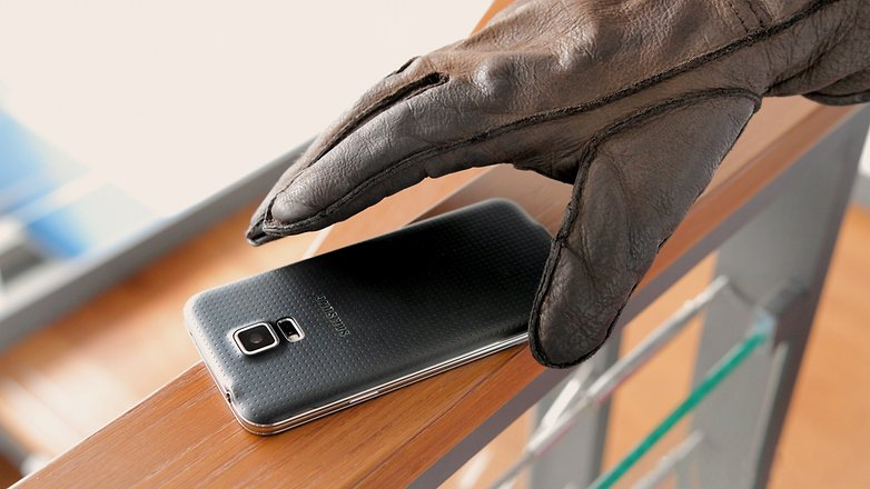اقدامات بعد از دزدیده شدن گوشی های هوشمند!