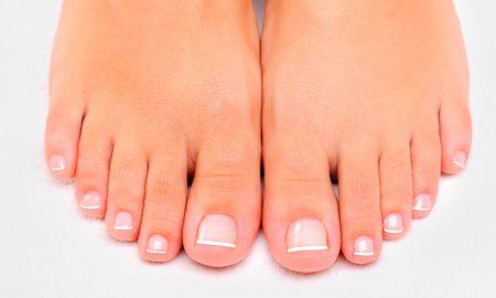 تشخیص بیماری از پاها