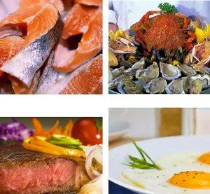 غذای مقوی برای مردان