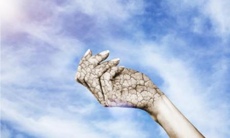 تشخیص بیماری از روی پوست خشک
