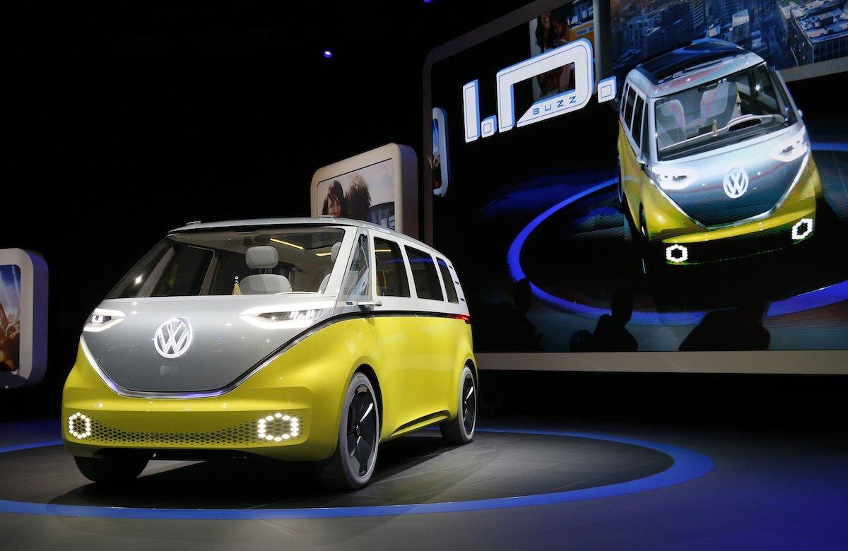 خودروی مفهومی فولکس واگن