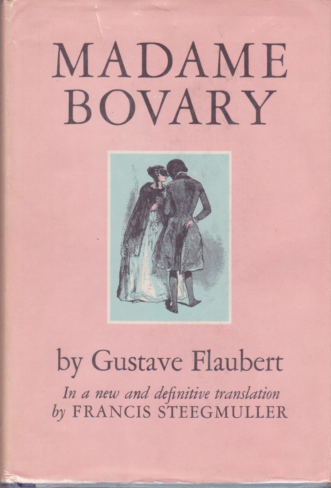 مادام بووآری - گوستاو فلوبر - ۱۸۵۷