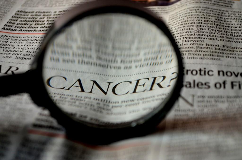 الکل و سرطان