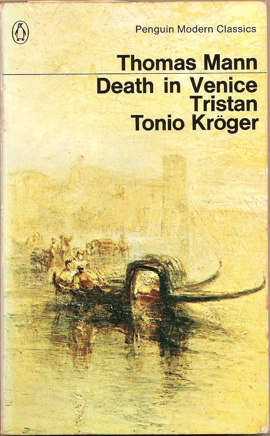 مرگ در ونیز