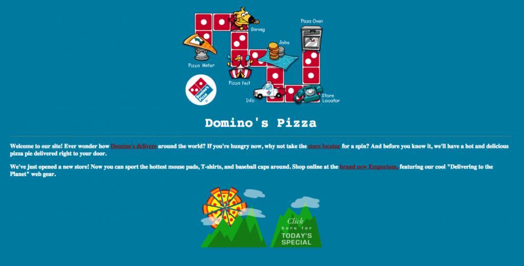 پیتزا دومینو