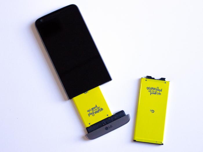 ظرفیت باتری