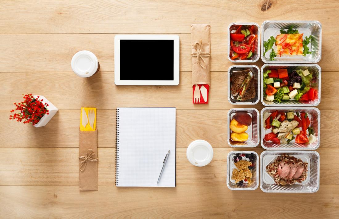 غذاهای پرکالری کم ارزش