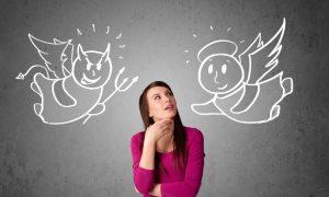 خلاص شدن از افکار منفی