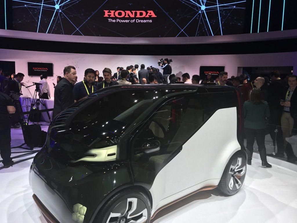 خودروی مفهومی هوندا