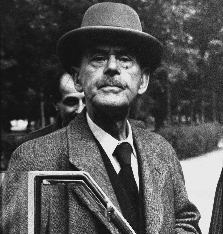 توماس مان Thomas Mann