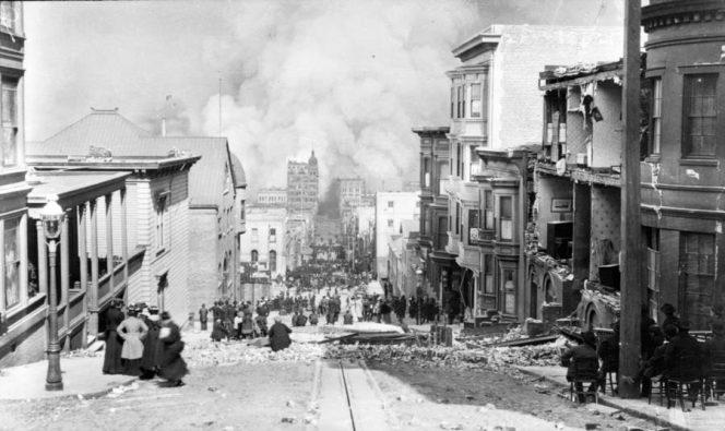 زلزلهی سانفرانسیسکو