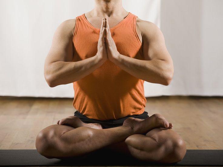 درمان پروستات با ورزش یوگا