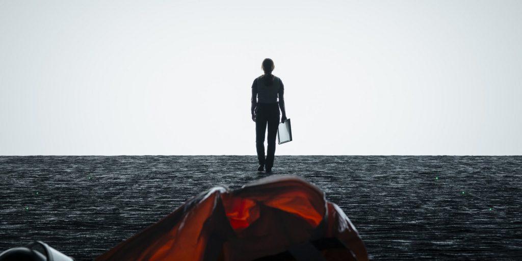 تحلیل فیلم Arrival اثر دنی ویلنوو