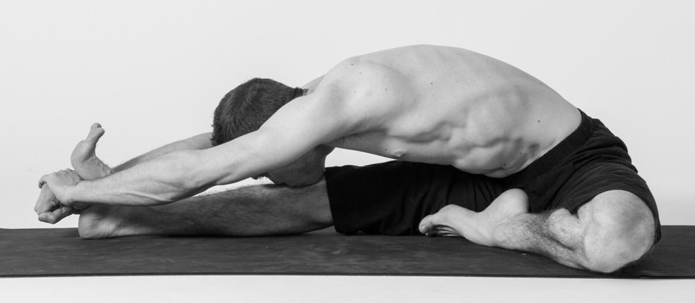 Janu درمان پروستات با ورزش یوگا