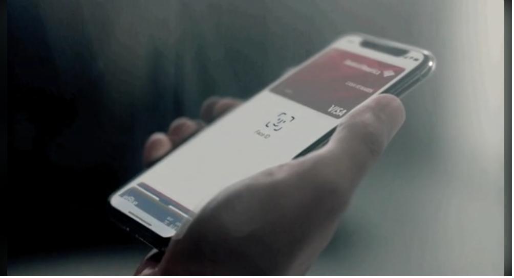 استفاده از اپل پی بدون کلید Home در iPhone X