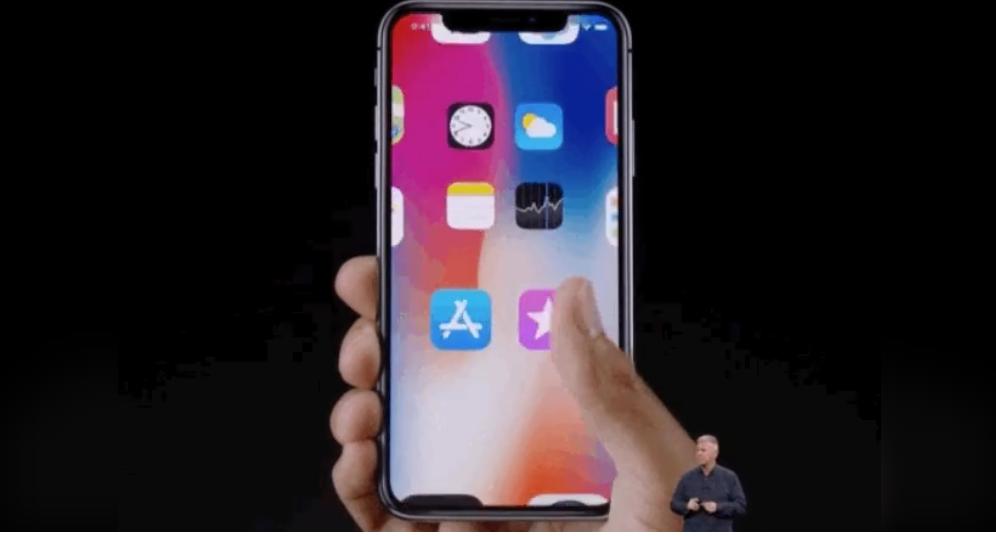 باز کردن قفل بدون کلید Home در iPhone X