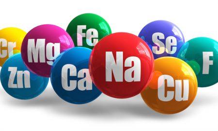 مواد معدنی حیاتی