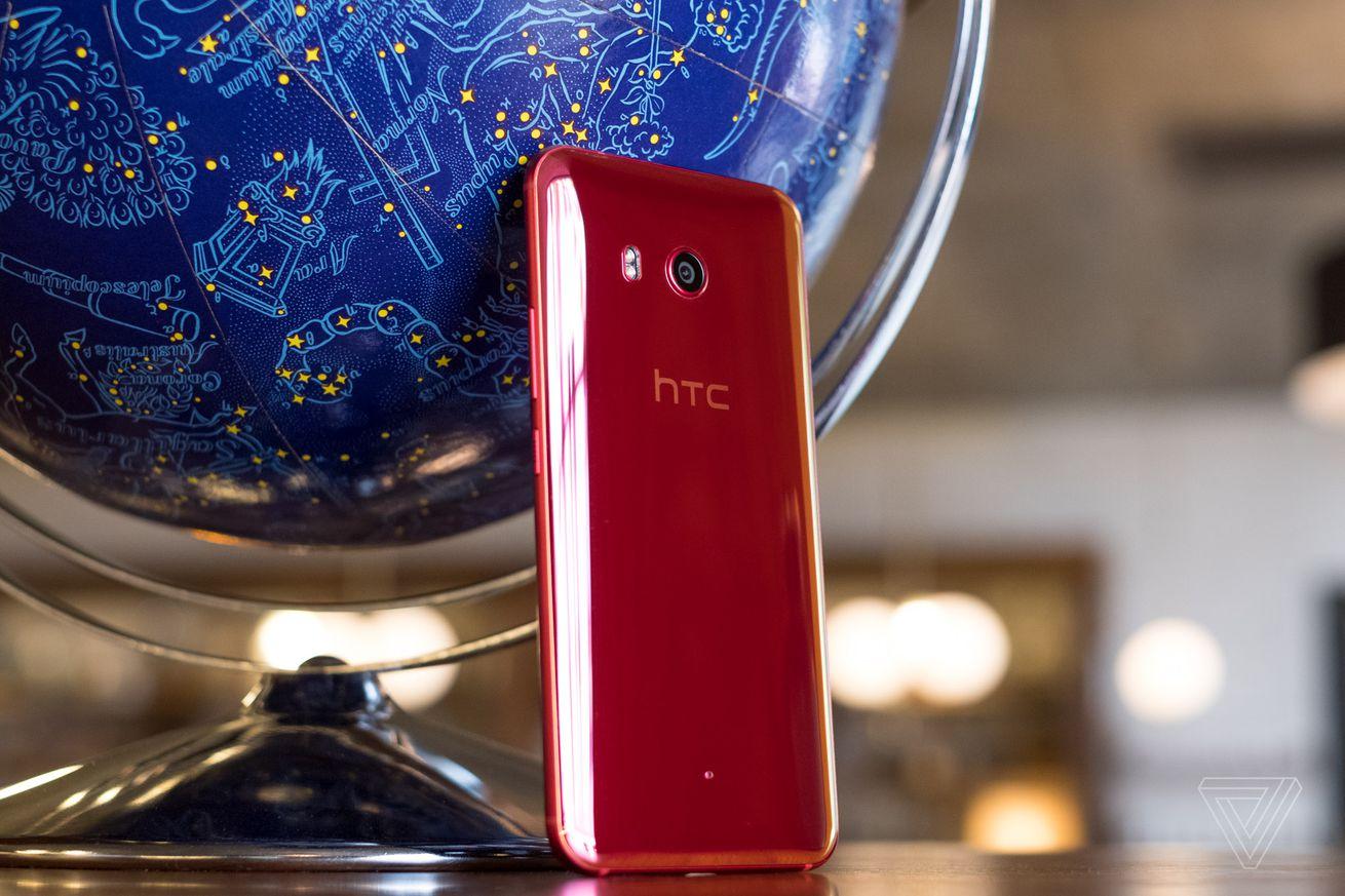 گوشی HTC U11