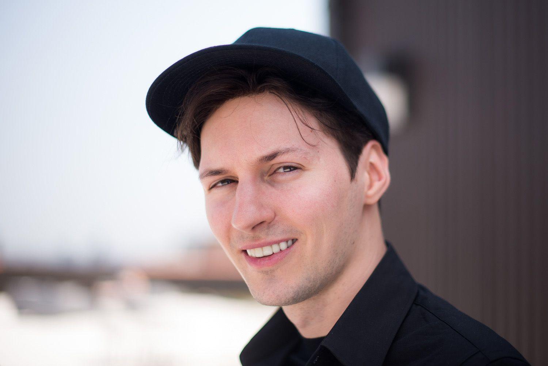 پاول دروف مدیر تلگرام