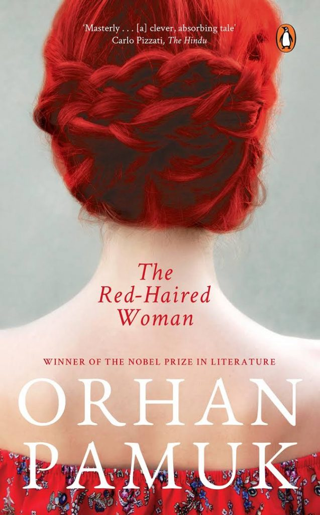 رمان زنی با موهای قرمز The Red-Haired Woman با نام