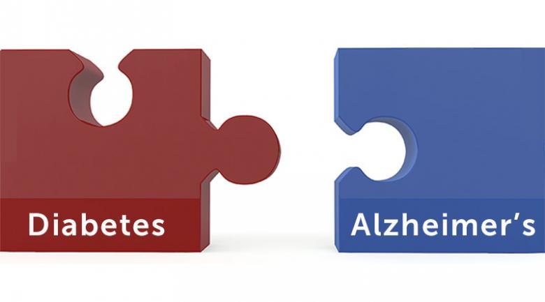 بیماران مبتلا به دیابت ۱۰ درصد بیشتر از بیماران غیر دیابتی درمعرض ابتلا به آلزایمر هستند