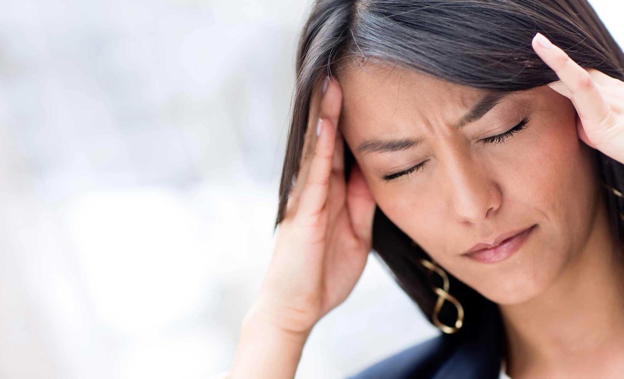 درمان گیاهی درمان گیاهی سردرد خوشه ایخوشه ای