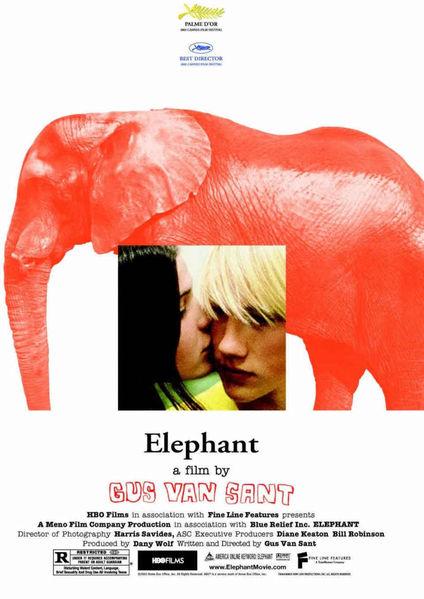 تحلیل فیلم ELEPHANT کاری از گاس ون سنت؛ تقدیم به میشل, برای صداقت و یکرنگی