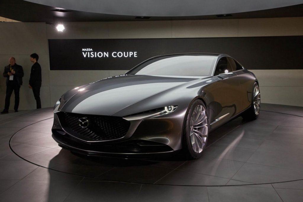 مزدا Vision Coupe