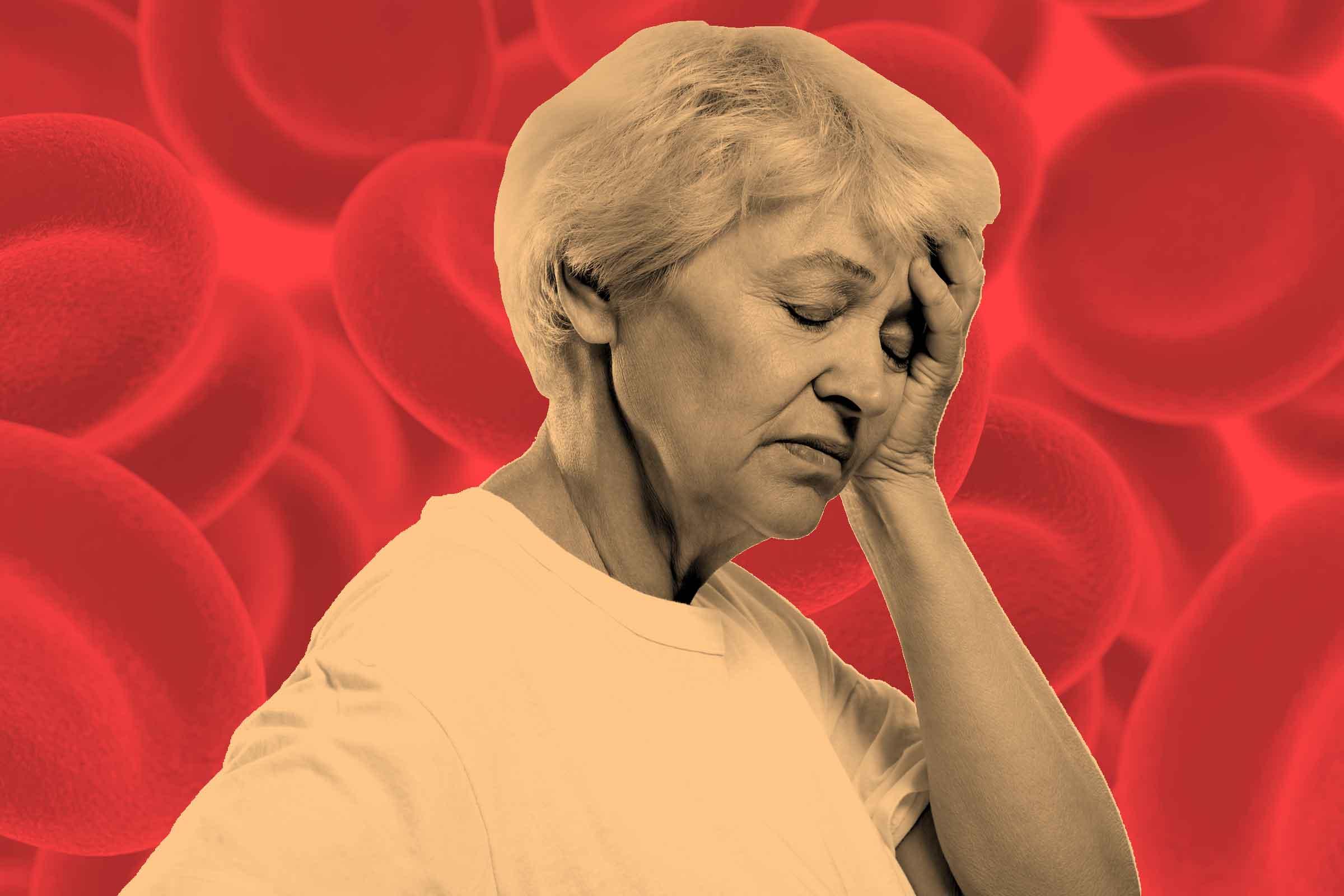 درمان کم خونی