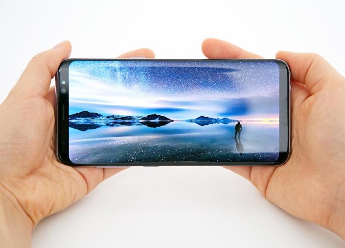 گوشی S8+