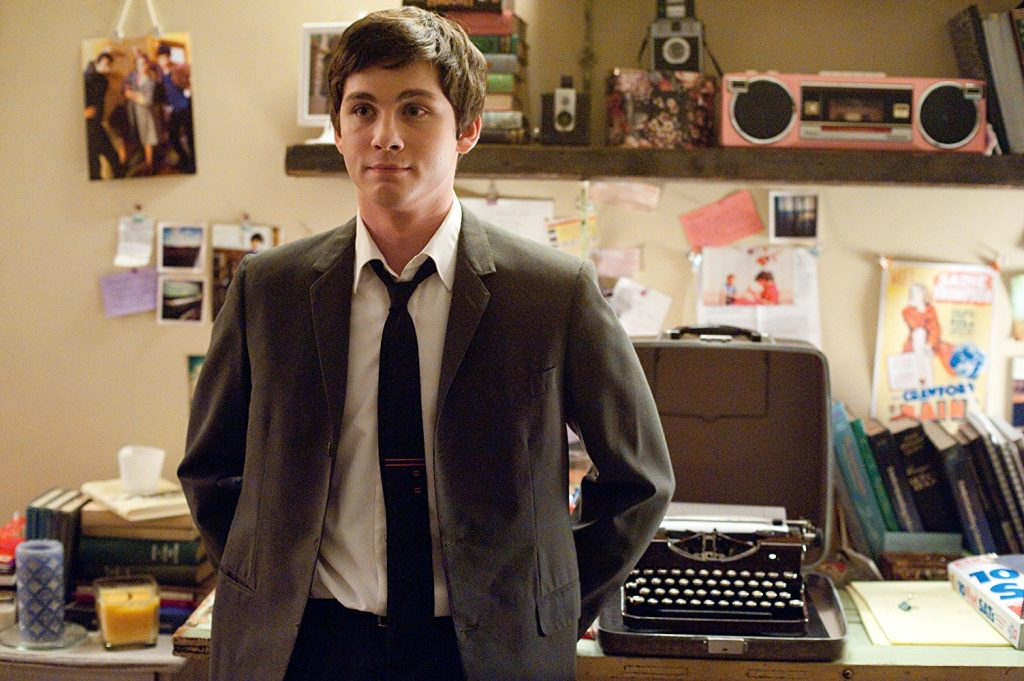 هنرنمایی Logan Lerman در فیلم The Perks of Being a Wallflower